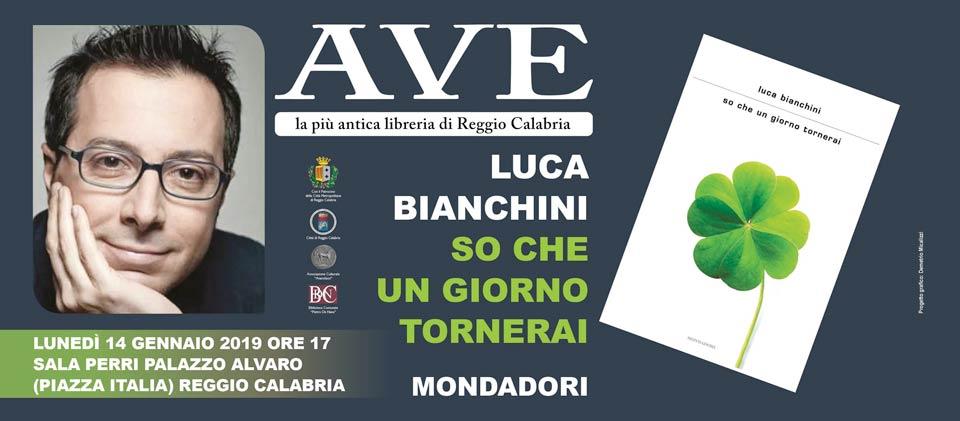 Luca Bianchini libreria AVE